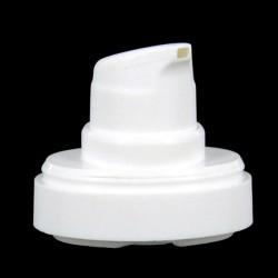 Tête poussoir AA0-01 blanche