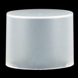 Capot ovale naturel (droit) Micro
