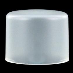 Capot ovale naturel (rond) Micro