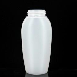 200 ml HDPE blanc ovale