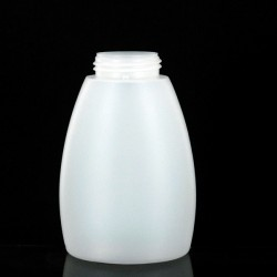 250 ml HDPE naturel ovale