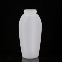 100 ml HDPE naturel Ovale