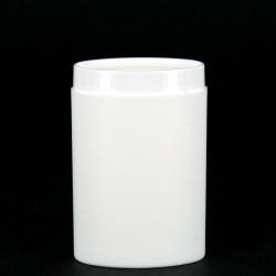 Flacon ovale 15 ml blanc Micro