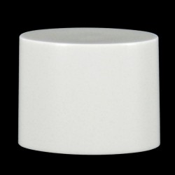 Capot ovale blanc Micro