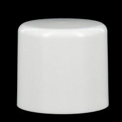 Capot rond blanc (arrondi) Micro