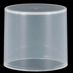 Capot rond transparent Micro