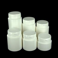 Pots piluliers et Pots poudriers PP et/ou PE